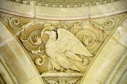 L'aigle de St-Jean à Villers aux Erables