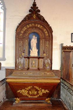 N-D du Bon Secours-Eglise de Ste-Segrée