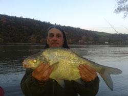Christian Stelzeneder, 11.08.2013, 64 cm (Donau)