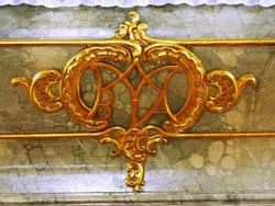 """Altarverzierung Monogramm """"Maria"""""""