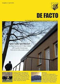 Ausgabe 27 - April 2015