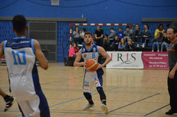 Album 15/04/2018 - NM3 : MBC / Caen Basket Calvados