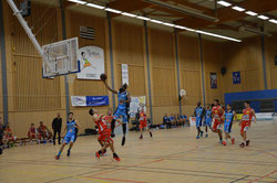 Album 31/10/2015 - NM3 : MBC/Challans Vendée Basket