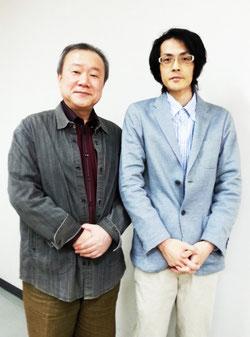 日本における体内記憶についての第一人者で産科医の池川 明先生と一緒に撮影