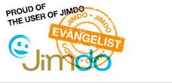 PROUD OF THE USER OF JIMDO|JIMDO EVANGELIST