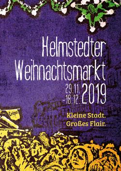 Programmflyer Weihnachtsmarkt 2019 (PDF)