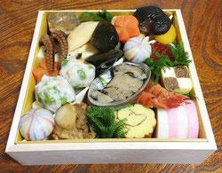 可児のエステ「心美」のブログ、お正月はおせち料理