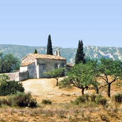 Duch die Provence zurück Richtung Alpen