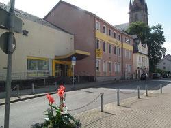 dudweiler, post, postgebaeude
