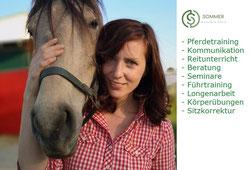 Sommer - Mensch & Pferd