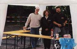 Jochen, Anja, Mac