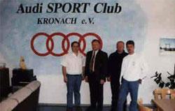 Lorenz, Bürgermeister Rubel, Neubi, Sven