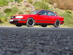 """Audi 100 - Bianca """"Bine"""" Hofmann"""