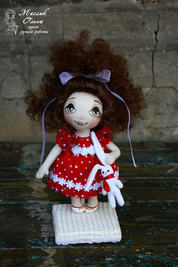 текстильная-кукла-ручная-работа-Маслик-Ольга