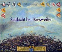 Künstlerische Imagination: Baesweiler Maler Heinz Marx (1998)