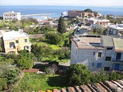 Veduta di Casamicciola Terme - Isola d'Ischia