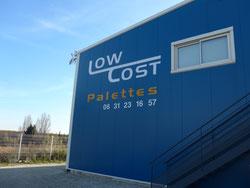 Low Cost Palettes achat et vente de palettes  pour professionnels sur le Gard en région Languedoc Roussillon