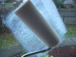 Flüssige Glasschutzfolie