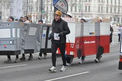 Vienna City Marathon, Verletzung vorbeugen