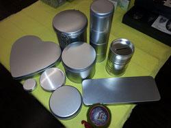Weissblech ist das ideale Material für hochwertige und edle Verpackungen.