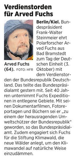 Lübecker Nachrichten, 28.09.2017