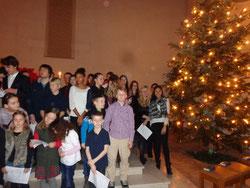 Weihnachten 2013 St. Anton
