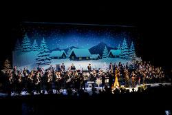 Weihnachtskonzert KKL mit Lucerne Concert Band