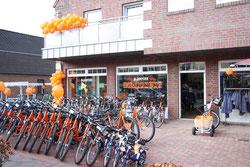 Fahrradvermietung Horumersiel