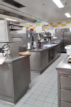 Sheraton Küche