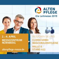 Altenpflege Messe Nürnberg 2019