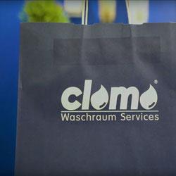 clomo Waschraumhygiene - Seifenspender, Duftspender, Desinfektionsspender