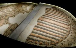 Scoperti nuovi mosaici - Nuova Domus visitabile