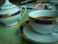 紅茶がおいしい店