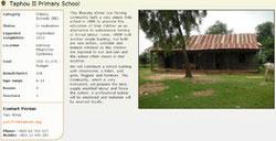 โรงเรียนประถมต้น ทับฮัว, กัมพูชา