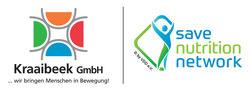 Kraaibeek, Save Nutrition Network Logo, Kursreihe betriebliche Gesundheitsförderung