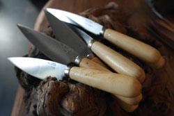 couteaux catalan de cuisine pallares solsona lame acier carbone prix
