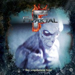 CD Cover Fraktal - Der ungebetene Gast