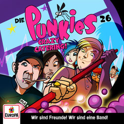 Cover Die Punkies - 26 - Crazy Catering