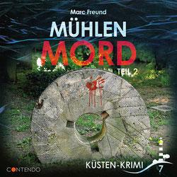 Cover Küstenkrimi Mühlenmord 2