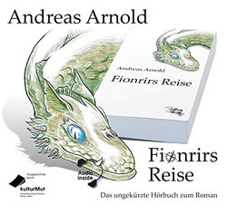 CD Cover Fionrirs Reise