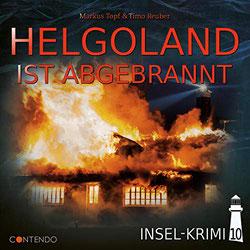 CD Cover Insel-Krimi 10