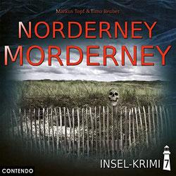 CD Cover Norderney Morderney