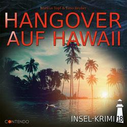 CD Cover Insel-Krimi 18