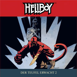 CD Cover Hellboy - Der Teufel erwacht