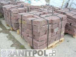 Polengranit in der Schweiz kaufen und eine Mauer bauen