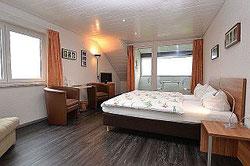 Doppelzimmer im Hotel Arnica