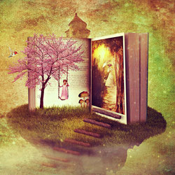 blog over hoe sprookjes veranderden van middeleeuwse horrrorverhalen in een roze wolk