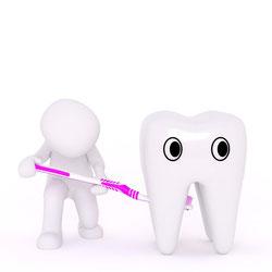 マスク肌荒れ対策には歯磨きも重要!