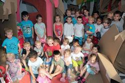 Kindergarten - Wucherungen
