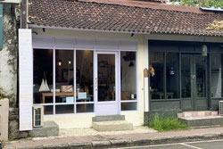 our store in ubud,  bali